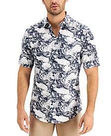 Men's Toby Printed Shirt, Created for Macy's