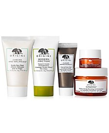 5-Pc. Tiny Treasures On-The-Go Skincare Superstars Set