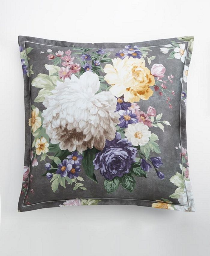 Hotel Collection - Classic Grand Bouquet Euro Sham, Created for Macy's