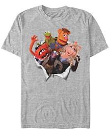 Men's Muppet Breakout Short Sleeve T-Shirt