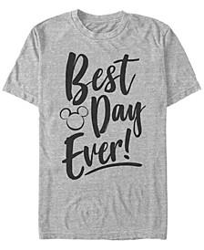 Men's Best Day Short Sleeve T-Shirt