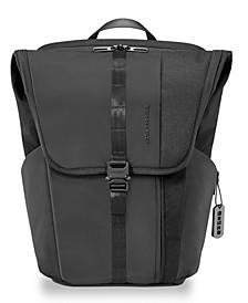 Delve Large Fold-over Backpack