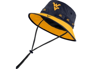 Nike West Virginia Mountaineers Sideline Bucket