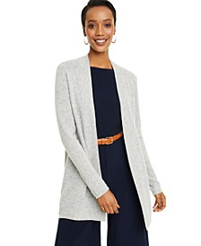 Cashmere Duster Sweater, Created for Macy's