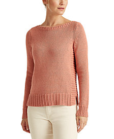 Lauren Ralph Lauren Boatneck Sweater
