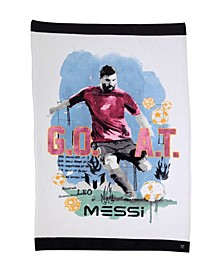 Messi Goat Beach Towel