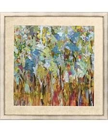 "Meditations In Nature Framed Wall Art, 39"" x 39"""