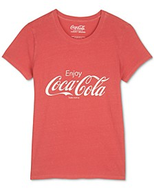 Enjoy Coca-Cola Graphic T-Shirt
