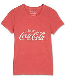 Lucky Brand Enjoy Coca-Cola Graphic T-Shirt