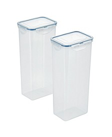 2-Pc. 8.5 Cup Pasta Storage Containers