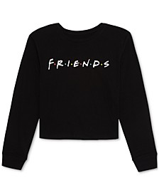 Juniors' Friends Basic Long-Sleeve T-Shirt