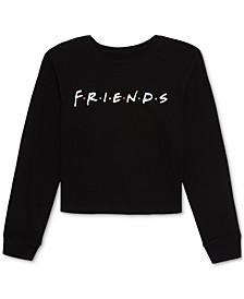Juniors' Friends Basic Long-Sleeve T-Shirt