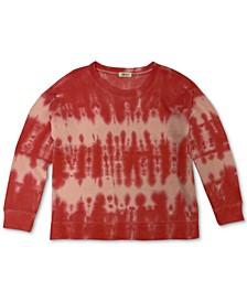 Tie-Dyed Sweatshirt, Created for Macy's