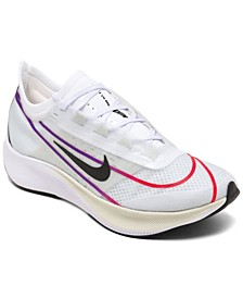 Women's Zoom Fly 3 Running Sneakers from Finish Line