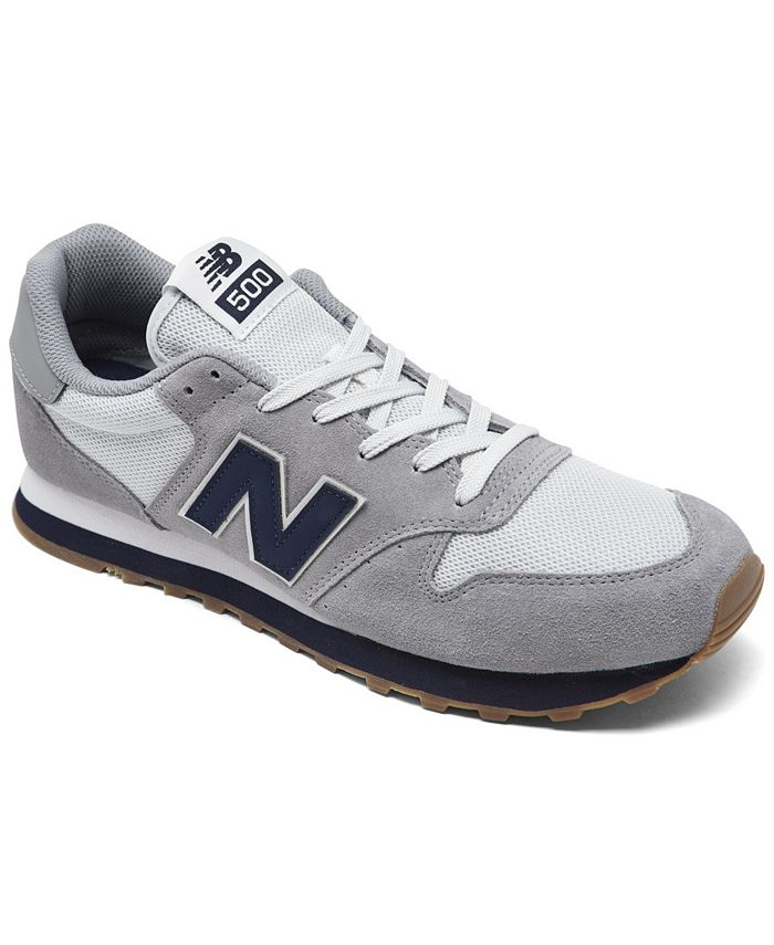 New Balance Men's 500 V1 Casual Running Sneakers from Finish Line ...