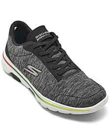 Women's GOwalk 5 - Prodigy Walking Sneakers from Finish Line
