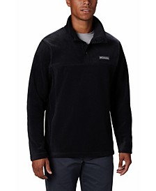 Big and Tall Steens Mountain Half Snap Fleece Sweatshirt