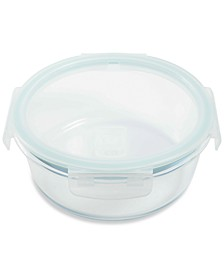 32-oz. Glass Food Storage Container with Lid