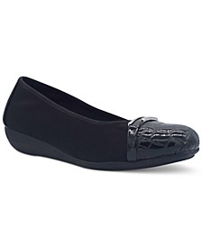Women's Demi-Wedge Flats