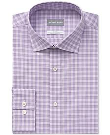 Men's Slim Fit Non-Iron Performance Airsoft Dress Shirt