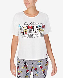 Disney Mickey & Friends Better Together Lounge Tee
