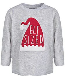 Baby Boys Elf Sized T-Shirt, Created for Macy's