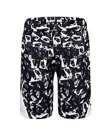 Little Boy Dri-Fit Printed Shorts