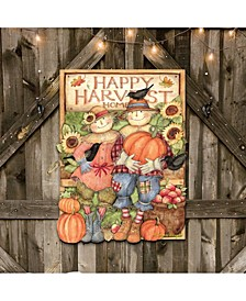 by Susan Winget Happy Harvest Couple Wall and Door Decor