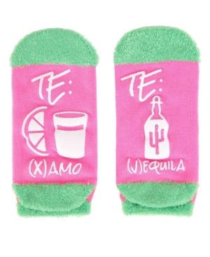 Te Amo Tequila Women's Low Cut Socks