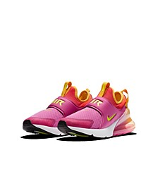 Big Girls Air Max 270 Extreme Slip-on Casual Sneakers from Finish Line