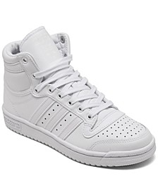 Big Boys and Girls Top Ten High Top Casual Sneakers from Finish Line