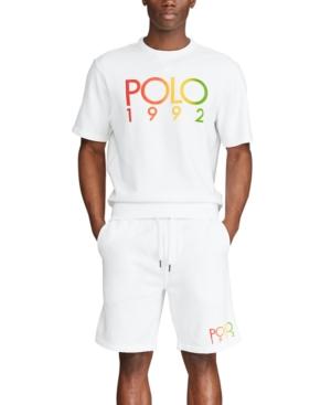 Polo Ralph Lauren Men's Logo Fleece Shorts