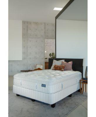 """Austen Collection Marlow 14.5"""" Firm Euro Pillow Top Mattress Set- Twin"""