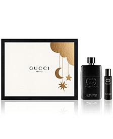 Gucci Men's 2-Pc. Guilty Pour Homme Eau de Parfum Gift Set