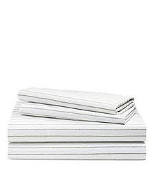 Lauren Ralph Lauren Spencer Striped Queen Sheet Set