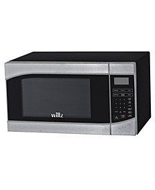 0.9 Cu. Ft Stainless Steel Microwave