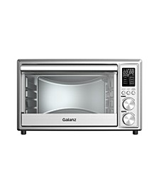 25L Digital Toaster Oven with Air Fry