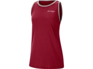 Nike Oklahoma Sooners Women's High Neck Tank