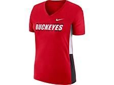 Ohio State Buckeyes Women's Breathe T-Shirt