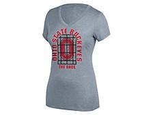 Ohio State Buckeyes Women's Grand Slam Stainglass T-Shirt