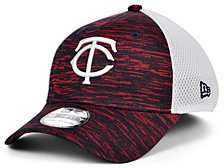 New Era Minnesota Twins English Knit Neo 39THIRTY Cap