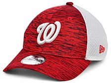 Washington Nationals English Knit Neo 39THIRTY Cap