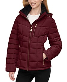 Hooded Puffer Coat, Created for Macy's