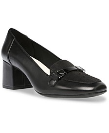 Evera Slip-On Loafer Pumps