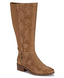 Baretraps Women's Madelyn Wide-Calf Boots