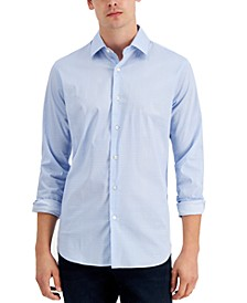 Men's Men's Kaleidoscope Shirt, Created for Macy's