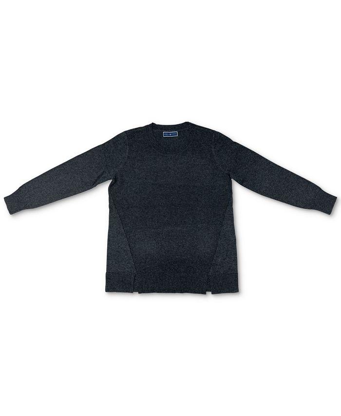 Karen Scott - High-Low Sweater
