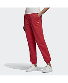 Women's Trefoil Essentials Cuffed Pants