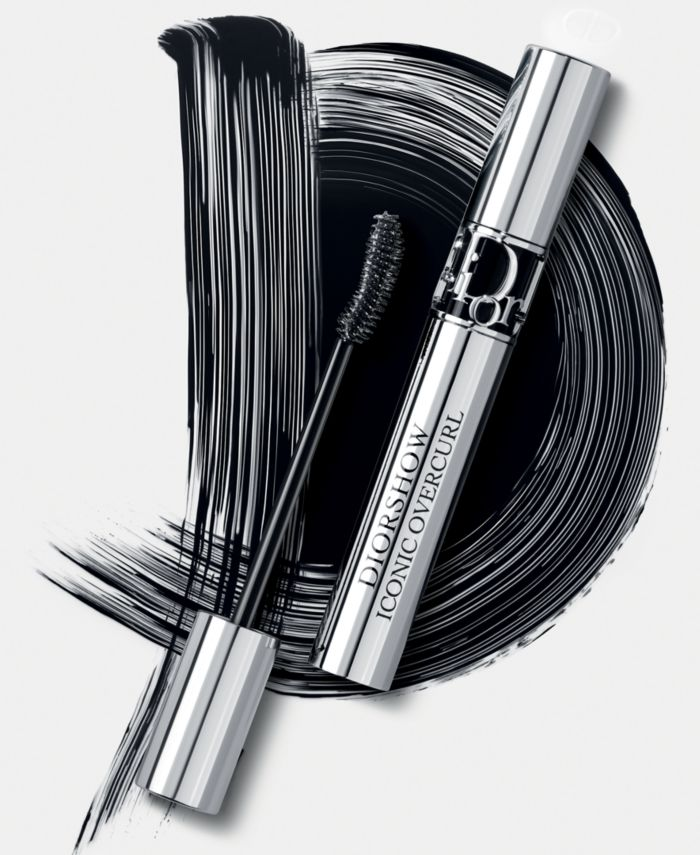 Dior Diorshow Iconic Overcurl Waterproof Spectacular Volume & Curl Professional Mascara & Reviews - Makeup - Beauty - Macy's