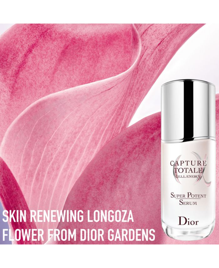 Dior Capture Totale Super Potent Age-Defying Intense Serum , 1.7-oz. & Reviews - All Perfume - Beauty - Macy's
